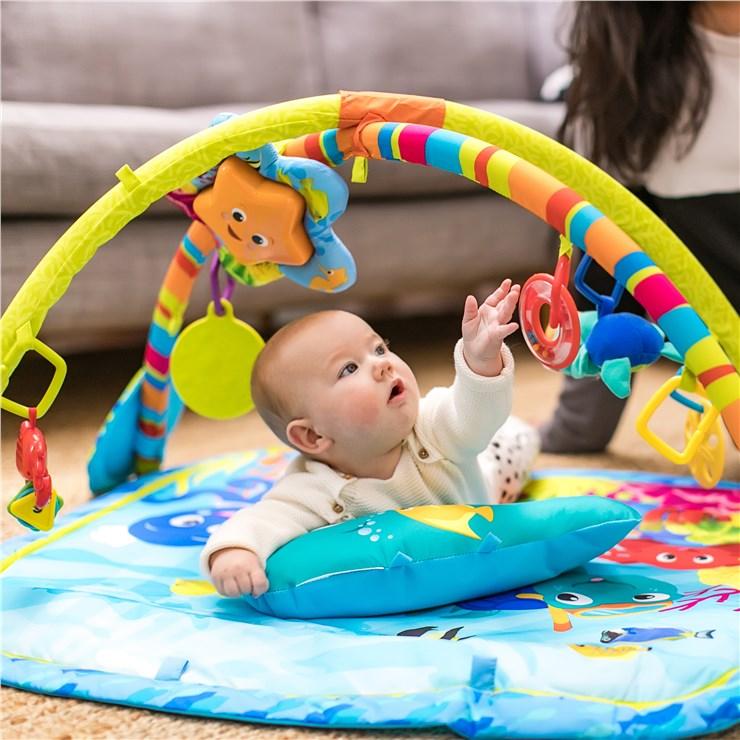 Baby Einstein Nautical Friends Play Gym  játszószőnyeg bébitornázóval - Brendon - 118768