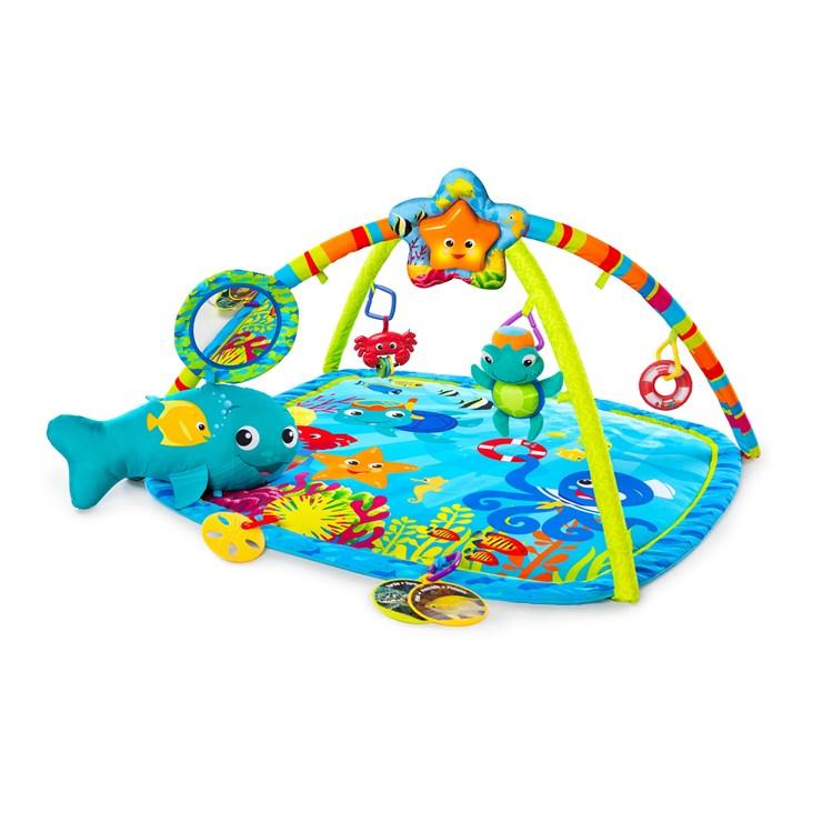 Baby Einstein Nautical Friends Play Gym  játszószőnyeg bébitornázóval - Brendon - 118770