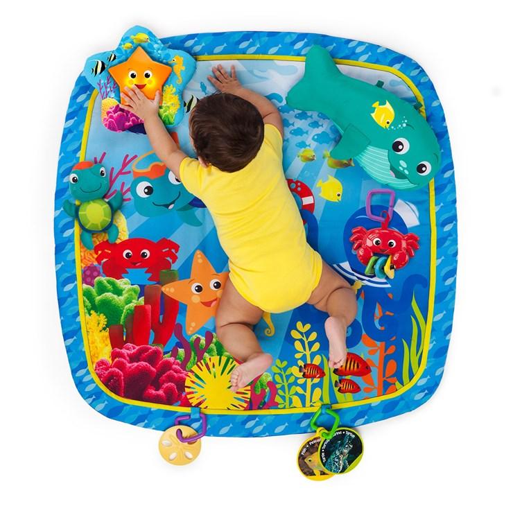 Baby Einstein Nautical Friends Play Gym  játszószőnyeg bébitornázóval - Brendon - 118771