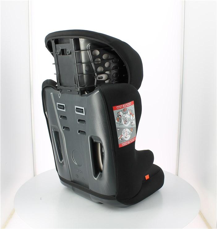 Nania Racer Sp Eco Black gyerekülés 9-36 kg - Brendon - 118846