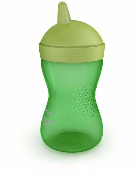 Philips AVENT Magic with soft spout 12m+ 300ml Green itatópohár - Brendon - 119226