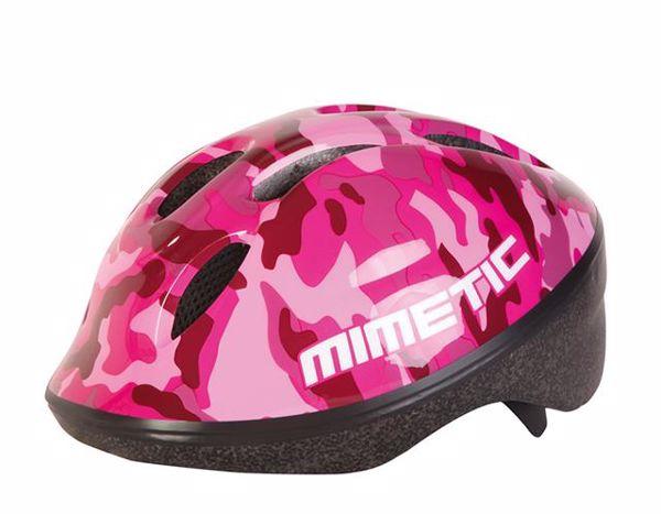 Bellelli Baby Helmet S Pink Mimetic prilba - Brendon - 119997
