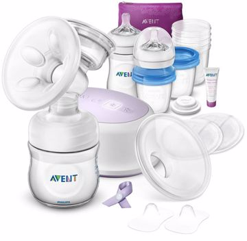 Philips AVENT SCD292/31 Natural Breastfeeding Support  elektrická odsávačka mlieka - Brendon - 120240