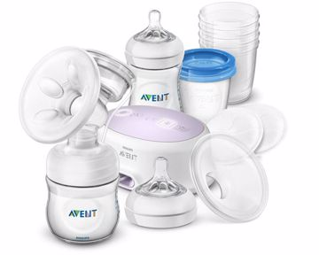Philips AVENT SCD223/20 Breastfeed Support Kit Set  elektrická odsávačka mlieka - Brendon - 120241