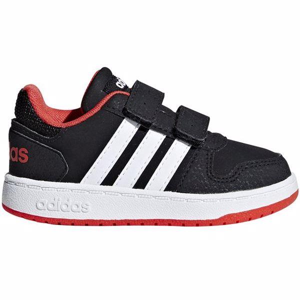 adidas B75965 Black-White sportcipő - Brendon - 121417