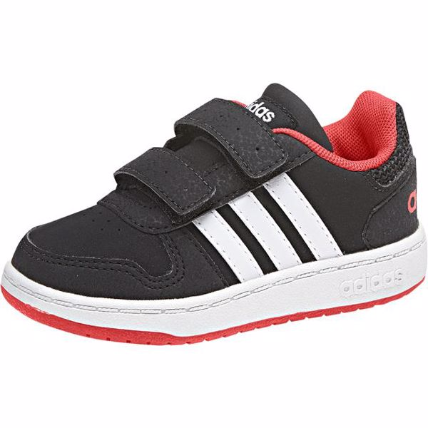 adidas B75965 Black-White sportcipő - Brendon - 121418