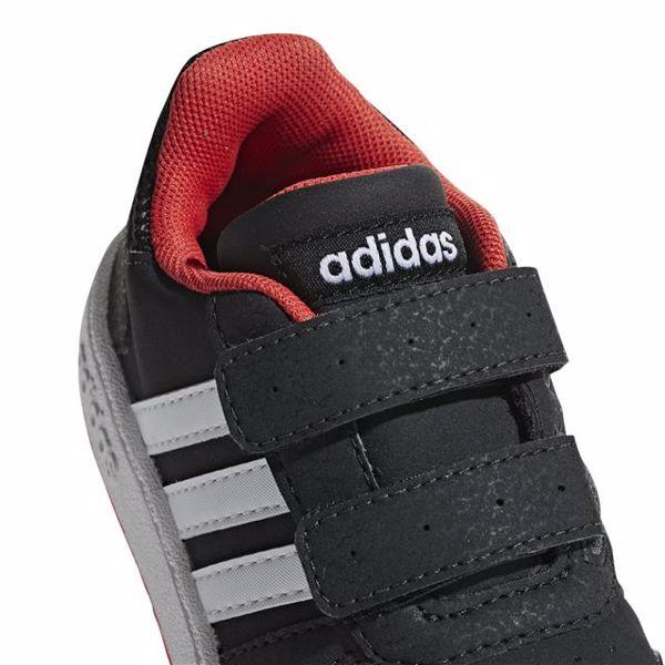 adidas B75965 Black-White sportcipő - Brendon - 121421