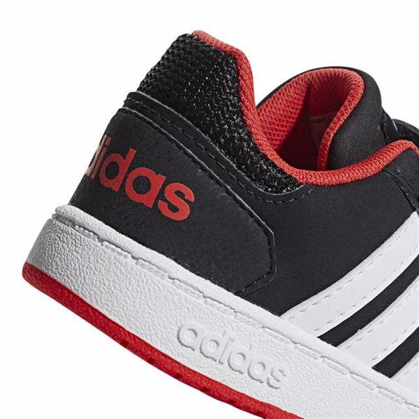adidas B75965 Black-White sportcipő - Brendon - 121422