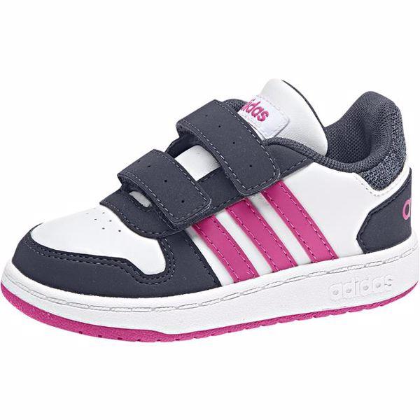 adidas BB7334 White-Black-Pink sportcipő - Brendon - 121438