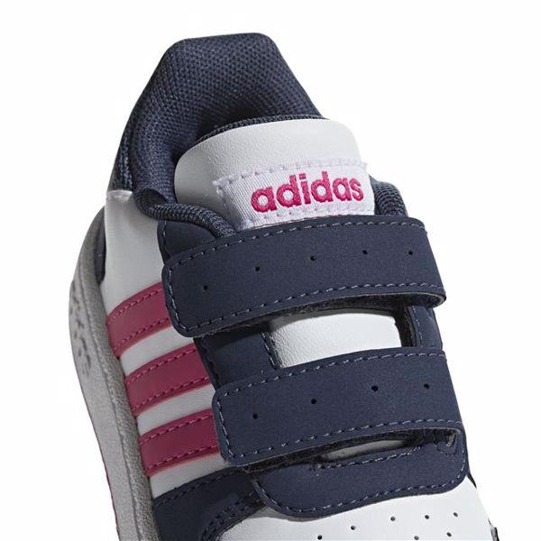 adidas BB7334 White-Black-Pink sportcipő - Brendon - 121441
