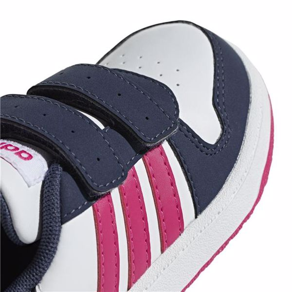 adidas BB7334 White-Black-Pink sportcipő - Brendon - 121442