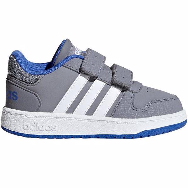adidas B75964 Grey-White športová obuv - Brendon - 122411