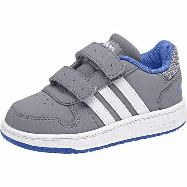 adidas B75964 Grey-White športová obuv - Brendon - 122412
