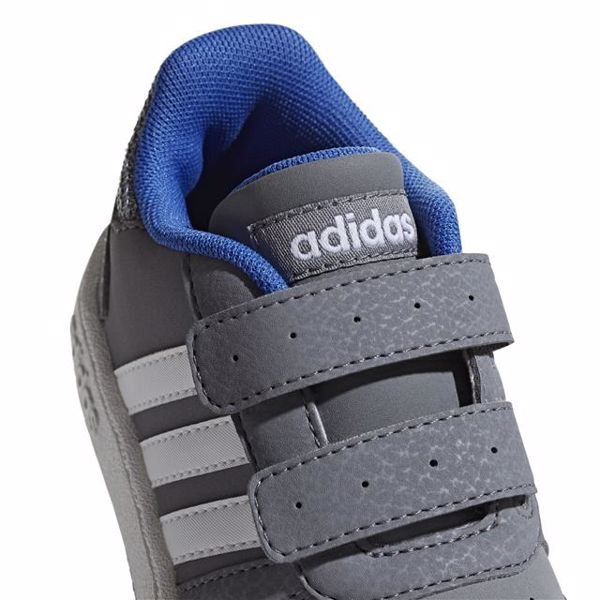 adidas B75964 Grey-White športová obuv - Brendon - 122415