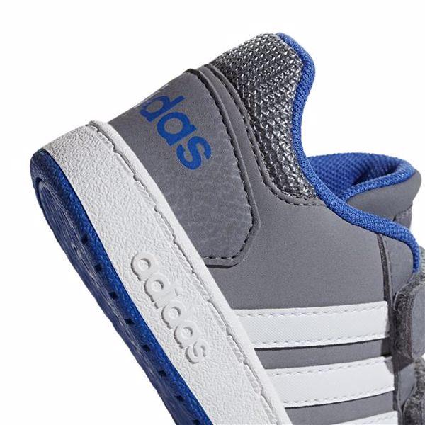 adidas B75964 Grey-White športová obuv - Brendon - 122416