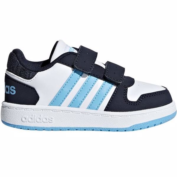 adidas BB7335 White-Navy športová obuv - Brendon - 122443