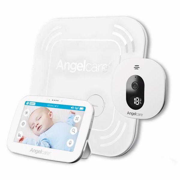 Angelcare AC 517  légzésfigyelő és bébiőrző - Brendon - 124744