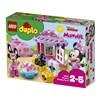 LEGO DUPLO Minnie's Birthday Party 10873  építőjáték - Brendon - 125001