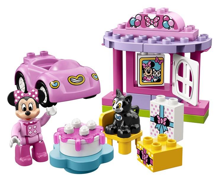 LEGO DUPLO Minnie's Birthday Party 10873  építőjáték - Brendon - 125003