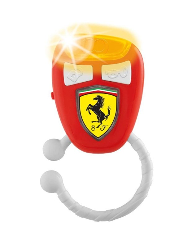 Chicco Ferrari Electronic Keys  hrkálka - Brendon - 125515