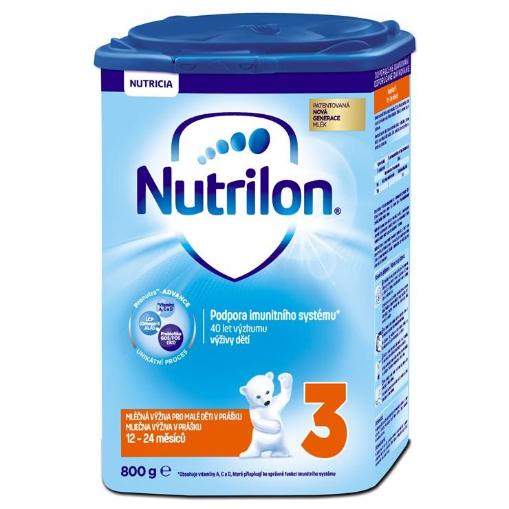 Nutrilon 3 800g  kojenecké mlieko - Brendon - 126179