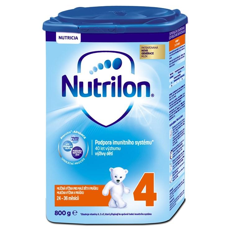 Nutrilon 4 800g  kojenecké mlieko - Brendon - 126180