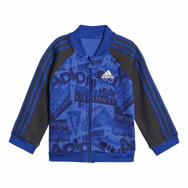 adidas DJ1559 Grey-Blue jogging - Brendon - 127299