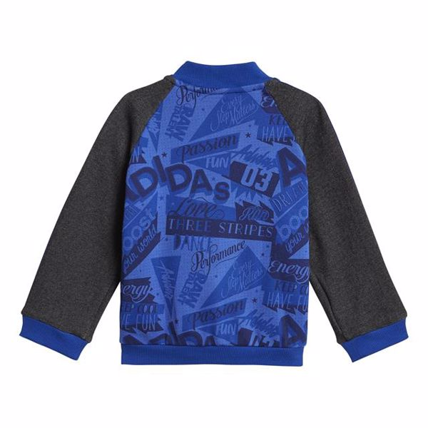 adidas DJ1559 Grey-Blue jogging - Brendon - 127300