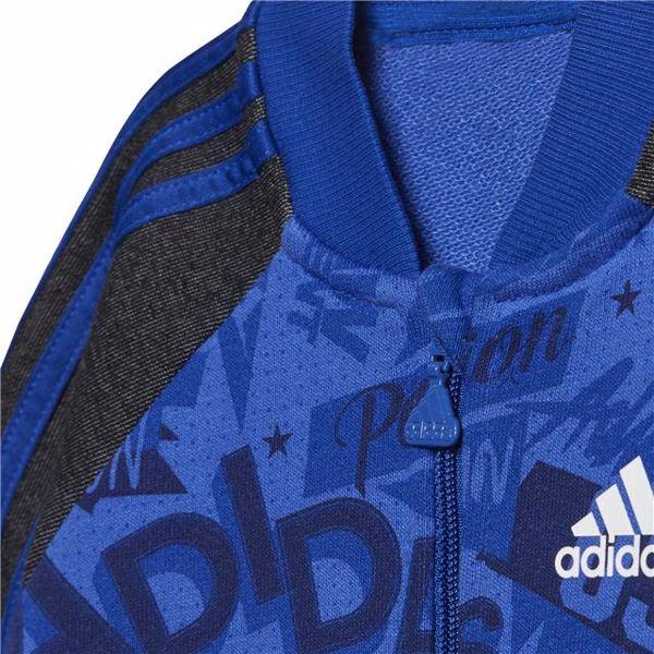 adidas DJ1559 Grey-Blue jogging - Brendon - 127303