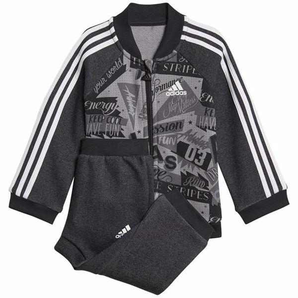 adidas DJ1560 Grey jogging - Brendon - 127306
