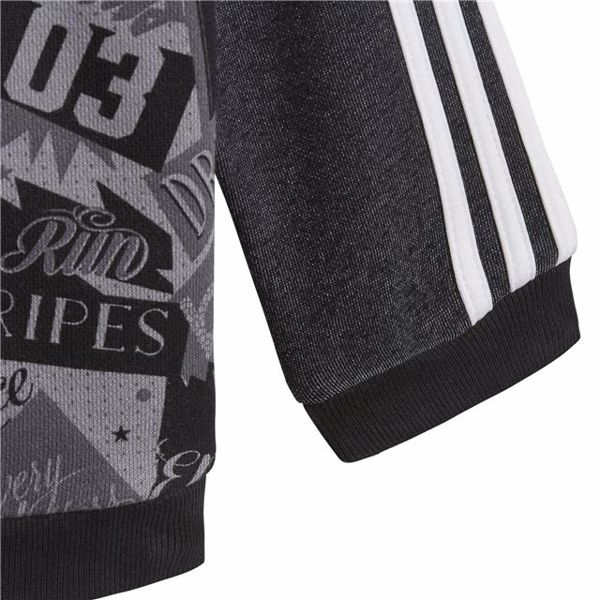 adidas DJ1560 Grey jogging - Brendon - 127312