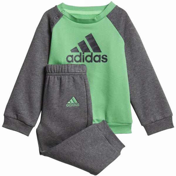 adidas DJ1571 Grey-Green jogging - Brendon - 127322