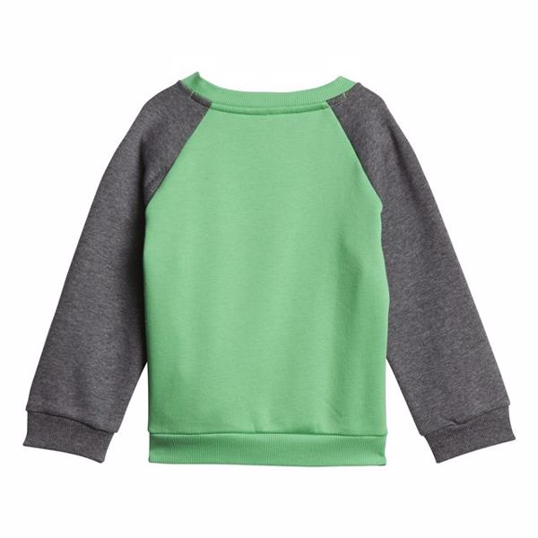 adidas DJ1571 Grey-Green jogging - Brendon - 127324