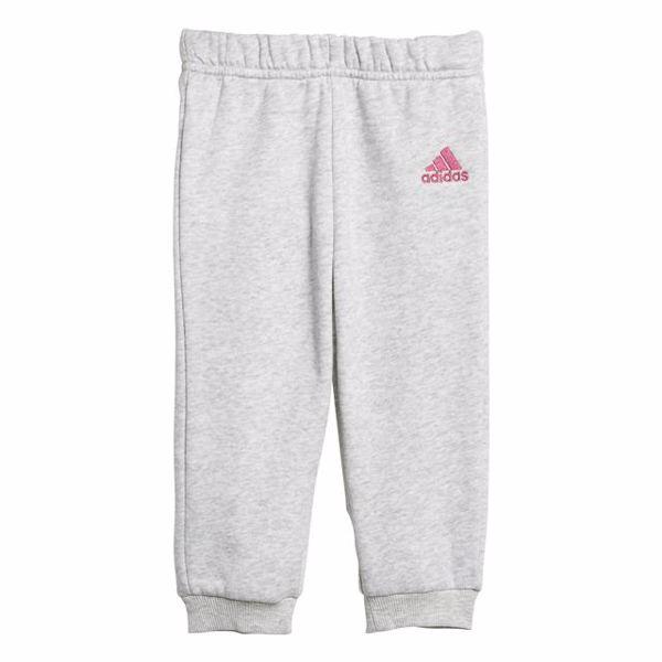adidas DJ1576 Rose-Pink-Grey jogging - Brendon - 127336