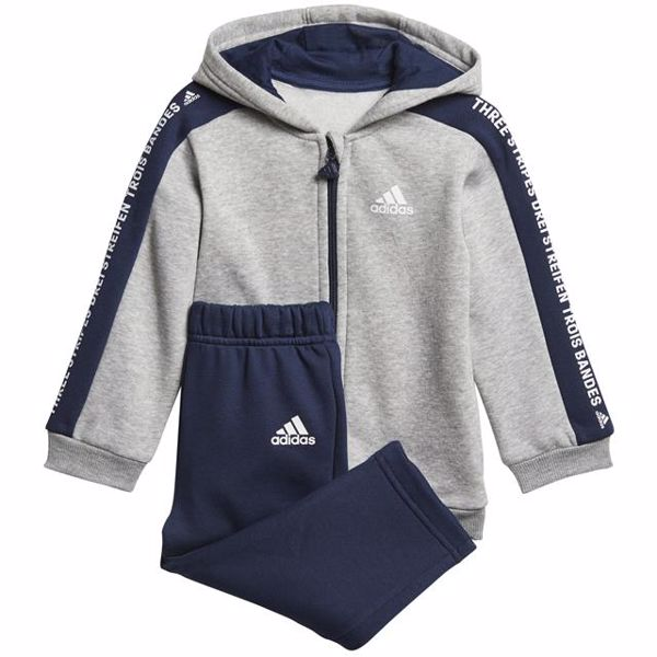 adidas DN8419 Grey-Navy jogging - Brendon - 127346