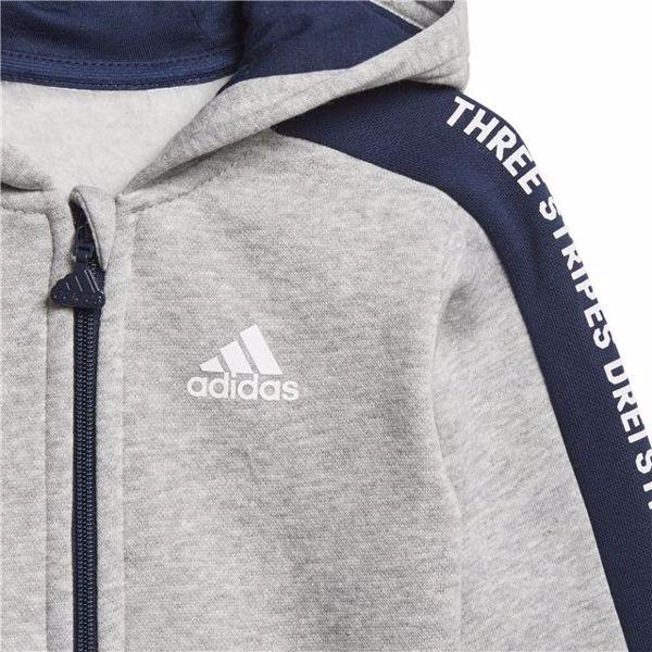 adidas DN8419 Grey-Navy jogging - Brendon - 127349