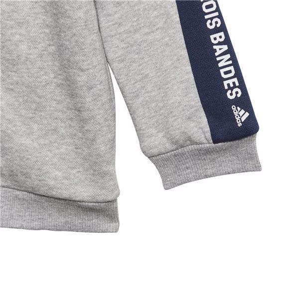 adidas DN8419 Grey-Navy jogging - Brendon - 127350