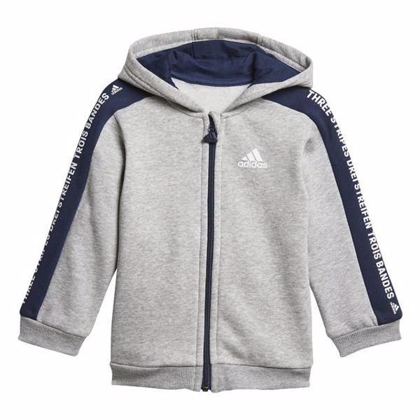 adidas DN8419 Grey-Navy jogging - Brendon - 127353