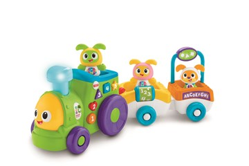 Fisher Price Beatbo Train-HU  vonat - Brendon - 127680
