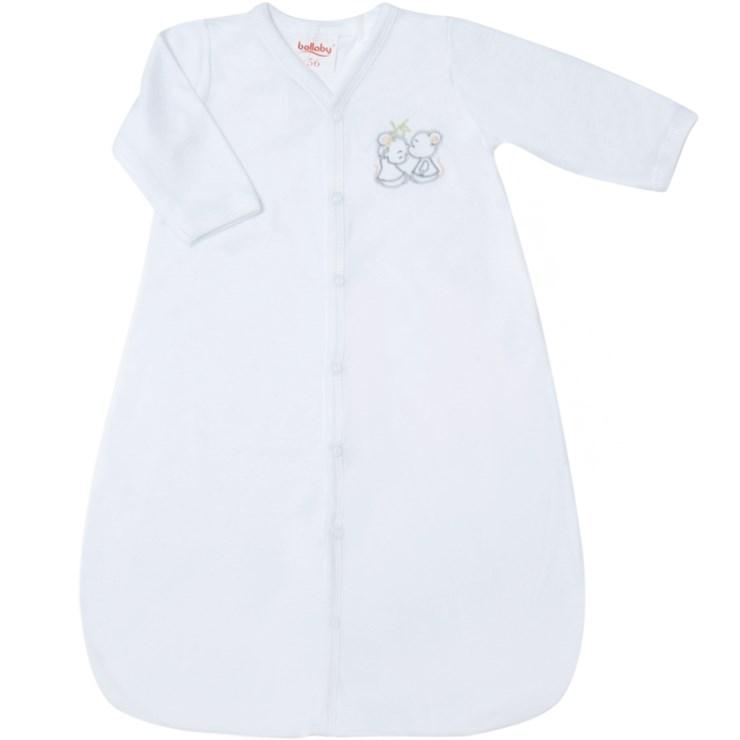 Bollaby Siracusa G/HU White Mice hálózsák pamut - Brendon - 128172