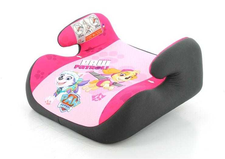 nickelodeon Topo Comfort Paw Patrol-Pink ülésmagasító 15-36 kg-ig - Brendon - 128177