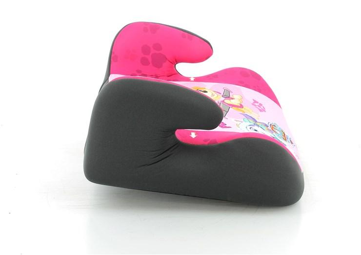 nickelodeon Topo Comfort Paw Patrol-Pink ülésmagasító 15-36 kg-ig - Brendon - 128182