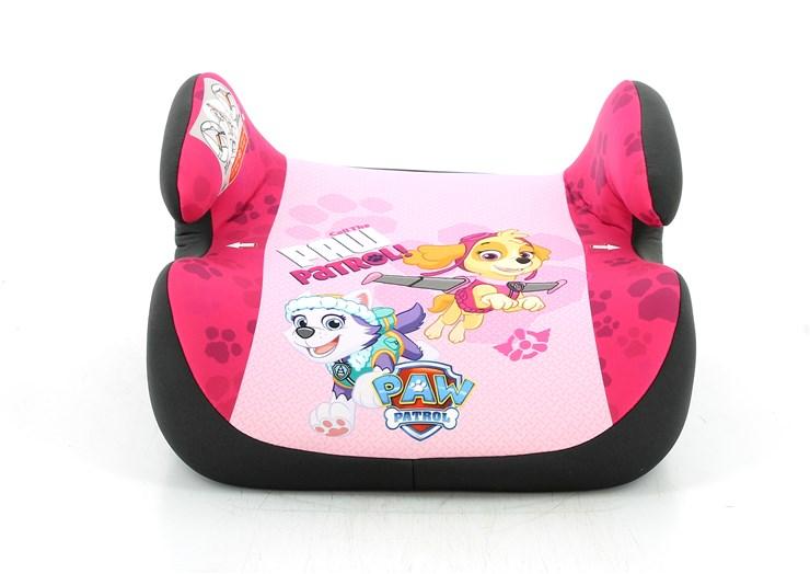 nickelodeon Topo Comfort Paw Patrol-Pink ülésmagasító 15-36 kg-ig - Brendon - 128271