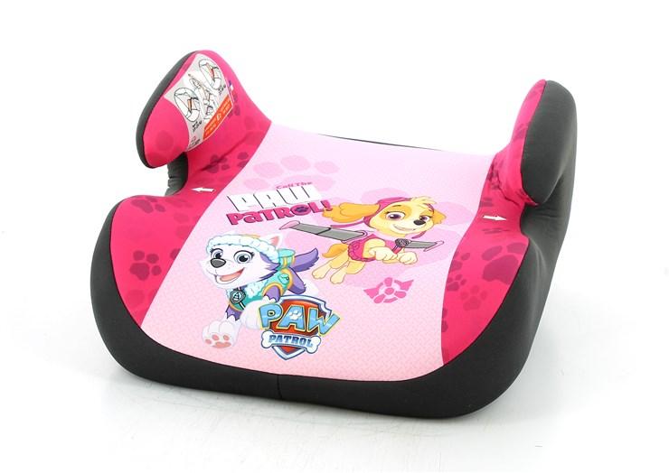nickelodeon Topo Comfort Paw Patrol-Pink ülésmagasító 15-36 kg-ig - Brendon - 128272