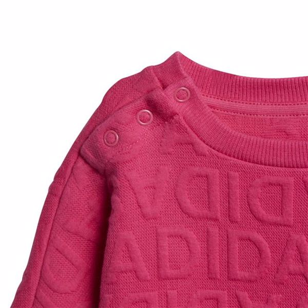 adidas DJ1557 Pink-Grey jogging - Brendon - 128295
