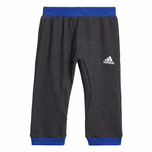 adidas DJ1559 Grey-Blue jogging - Brendon - 128301