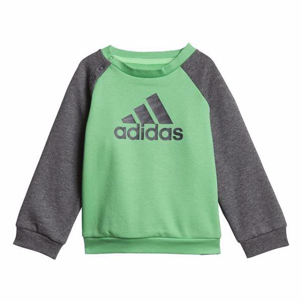adidas DJ1571 Grey-Green jogging - Brendon - 128323