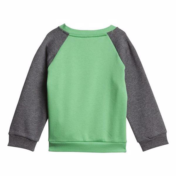 adidas DJ1571 Grey-Green jogging - Brendon - 128324