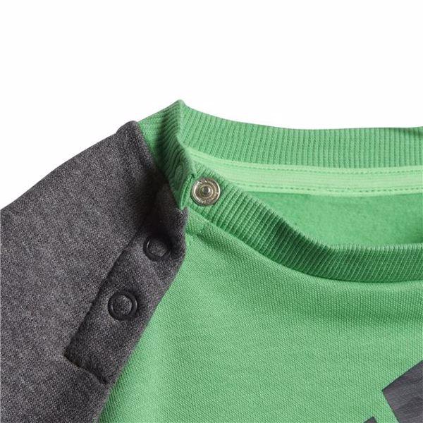 adidas DJ1571 Grey-Green jogging - Brendon - 128327