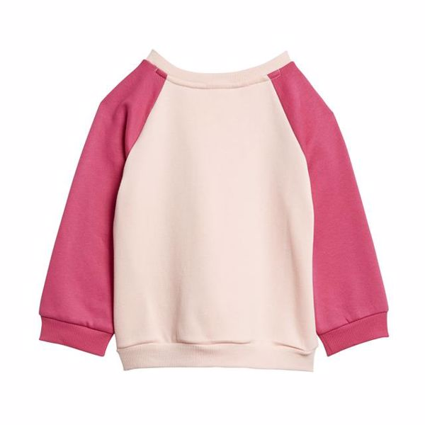 adidas DJ1576 Rose-Pink-Grey jogging - Brendon - 128332